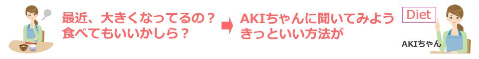 AKIのダイエットDiary - ダイエット方法|食事や運動などのAKIちゃんダイエット法